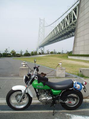 たこフェリーに乗ってGo!淡路島一周ツーリング@兵庫