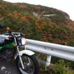 小豆島紅葉ツーリング・2~紅葉を求めて寒霞渓へ~
