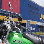 神戸IKEAと日本一短い国道・R174@兵庫県神戸