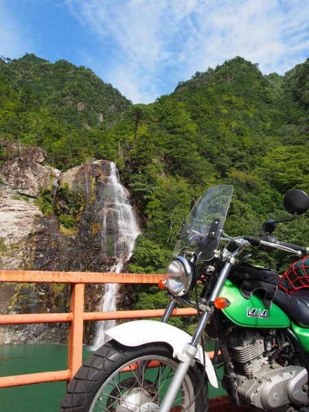 紀伊半島ツーリング【国道(酷道)425号線を走破せよ!】2015