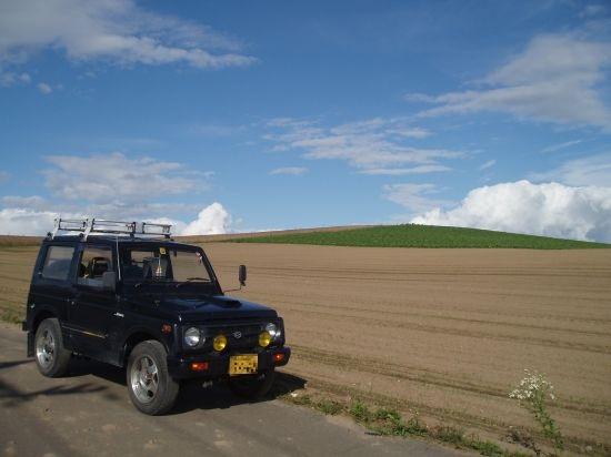 ジムニーJA11と旅した日本の風景【日本一周車中泊の旅】