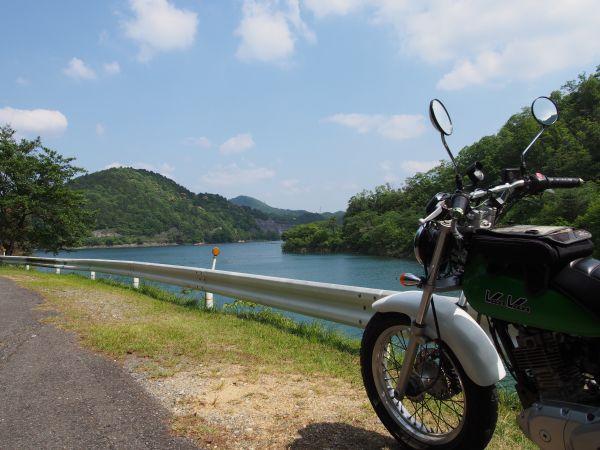 ツーリングマップルのミスプリ見っけ!(*・ω・)多可町・糀屋ダムへツーリング@兵庫