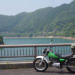 日吉ダムカレーを食べに行こう!美山周辺ツーリング@京都