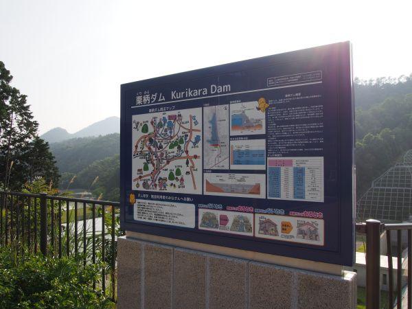 貸し切り状態のダム