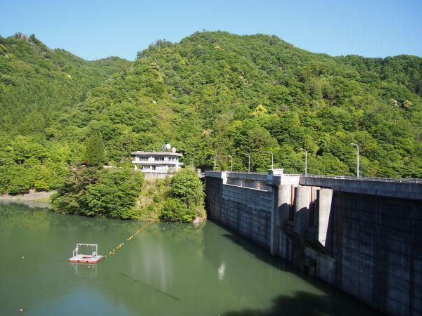 菅生ダム管理所