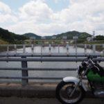 え?これがダム?これもダムなんや。川沿いにある川代ダム【兵庫県】