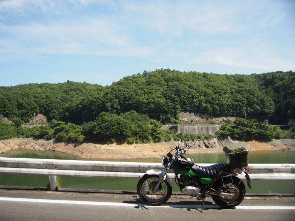 県境付近にある、八塔寺川ダムと安室ダム【岡山県&兵庫県】