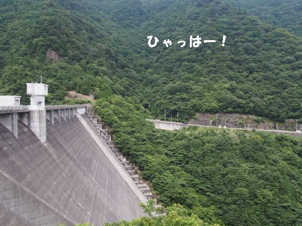 兵庫で一番高いダム・長谷(はせ)ダム&ダムに群?!太田ダム【兵庫県】