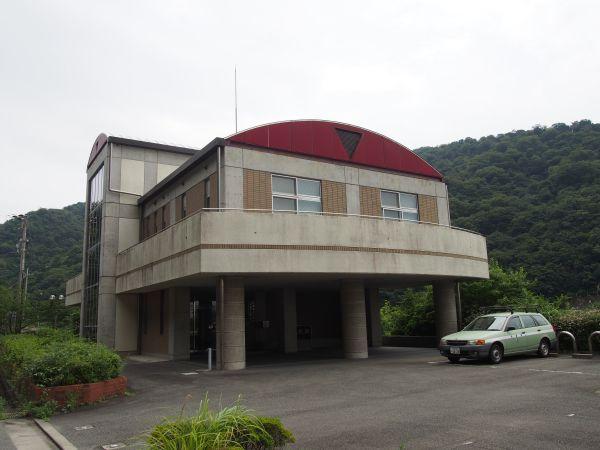 大日ダム管理所