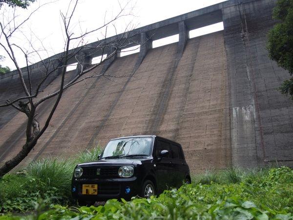 5枚まとめて郵送対応してもらえる淡路島のダムカード【兵庫県】