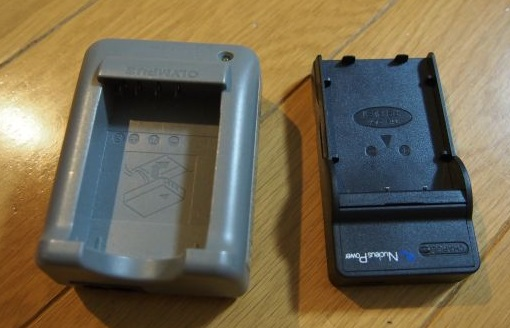 USBバッテリー充電器
