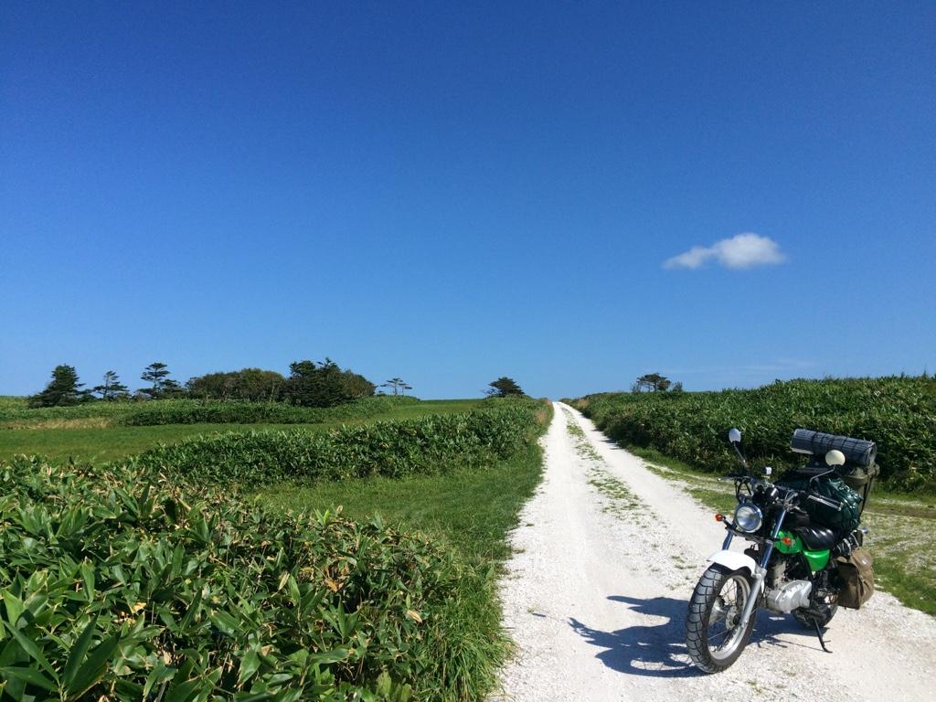 【旅先日記・北海道より4】快晴の道北を楽しむ