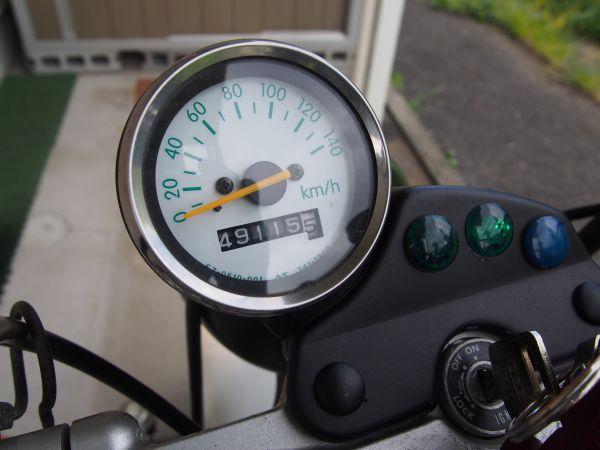バイクにカメラのマウント装着、定期メンテナンス【バンバン200】