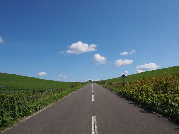 空に続く道がある