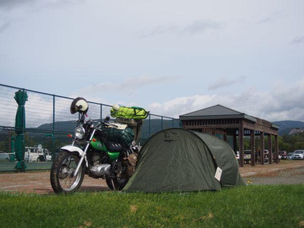 京極キャンプ場