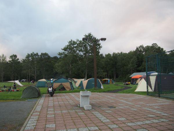 ファミリーキャンプ向け