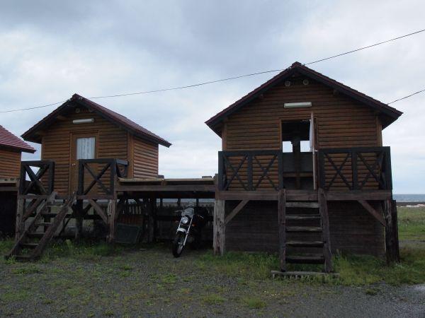 猿払のライダーハウス