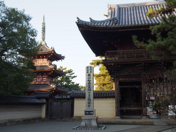 加古川・鶴林寺