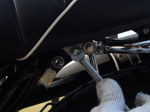 USBとシガーソケットが便利