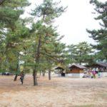 【無料で利用できる】鳥取砂丘からも近い柳茶屋キャンプ場@鳥取
