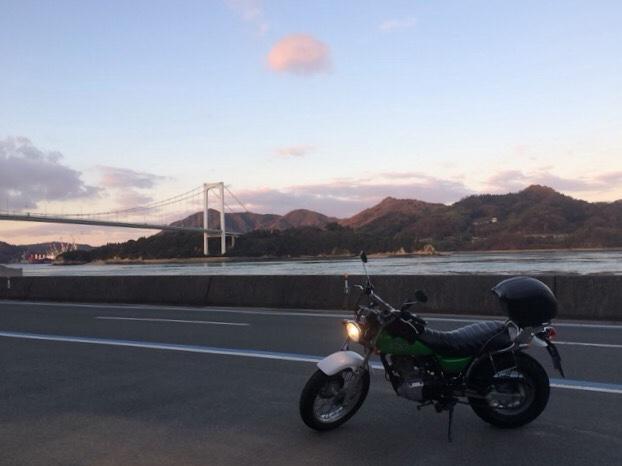 【旅先日記 実家帰省編3】バンバン、しまなみ海道を走る