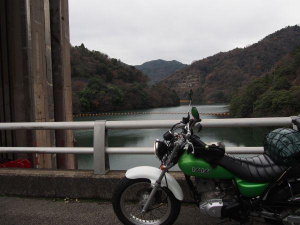 【冬の四国ツーリング1】冬の移動はつらいよ、広島県へ移動【バンバン200】