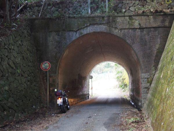 千賀居トンネル