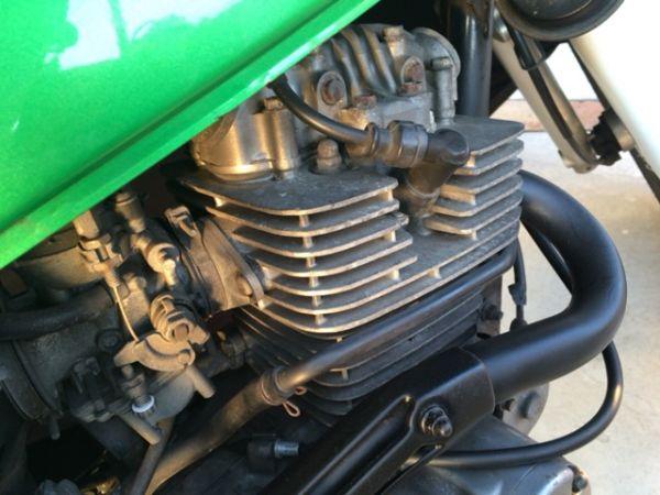 エンジン(シリンダー)の塗装・塗料について考える【バンバン200】
