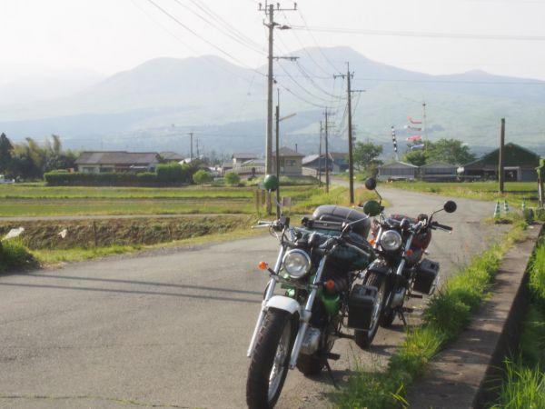 地震後の南阿蘇周辺の道、絶景ロード・ラピュタの道の近くまで行ってみた(けれど)@熊本【5】