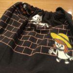 バンバンTシャツの活用法(ご提案)【古いTシャツを再生】