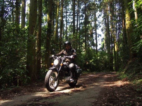 淡路バーガーからの、淡路島にも険道あるよ!157号線・大塔峠へ@兵庫