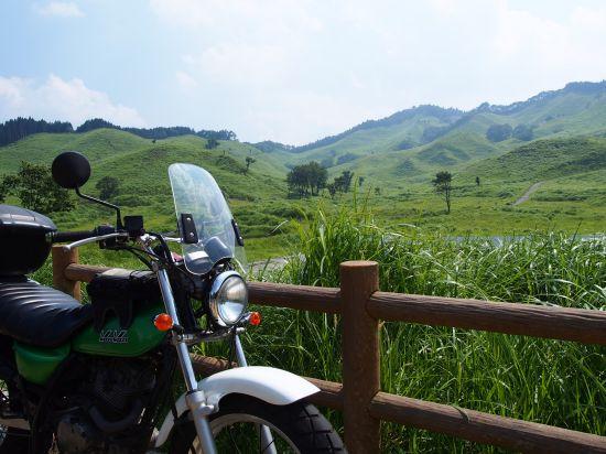 【涼を求めて】夏の砥峰高原~段ヶ峰林道ツーリング@兵庫県神河町