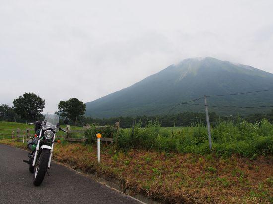 快走路!大山を走る・皆生温泉泊@鳥取【1泊2日ツーリング・1日目】