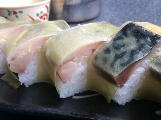 萬松の鯖寿司と篠山市林道たまご線探索ツーリング@兵庫
