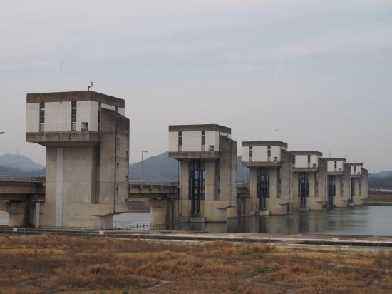 ダムカードツーリングをはじめてみた・加古川大堰【兵庫県】