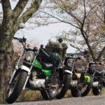 紀伊半島ツーリング【1日目】バンバン3台集結・三重県道46号を走る