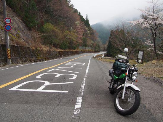 紀伊半島ツーリング【3日目】龍神スカイライン・涙のデビュー戦、白藤小学校へ