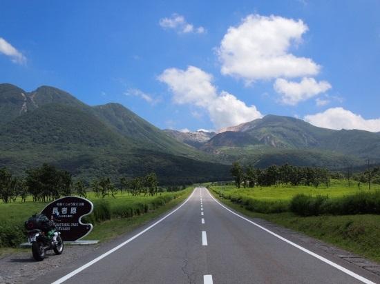 熊本で地震(: ・`д・´)【阿蘇ツーリングの記録】