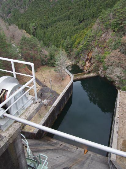 津山に戻ってダム2つをはしごしよう!まずは黒木ダム【岡山県】