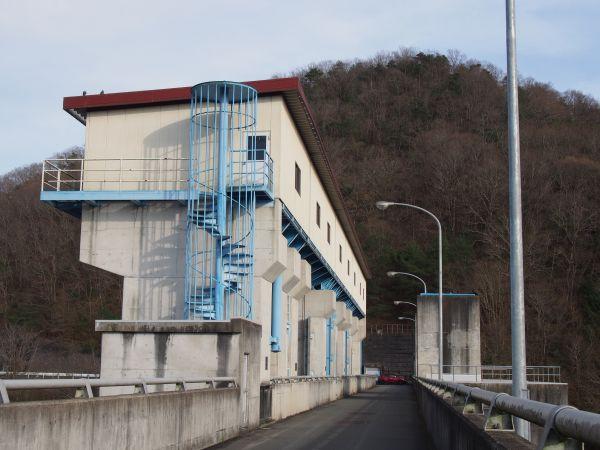 青野ダムの特徴