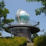 えぇもん王国でランチ&ギネス級の地球儀のある公園へツーリング@兵庫