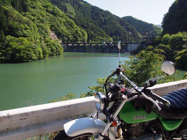 姫路にある2基のダムツーリング・安富ダムと菅生ダム【兵庫県】
