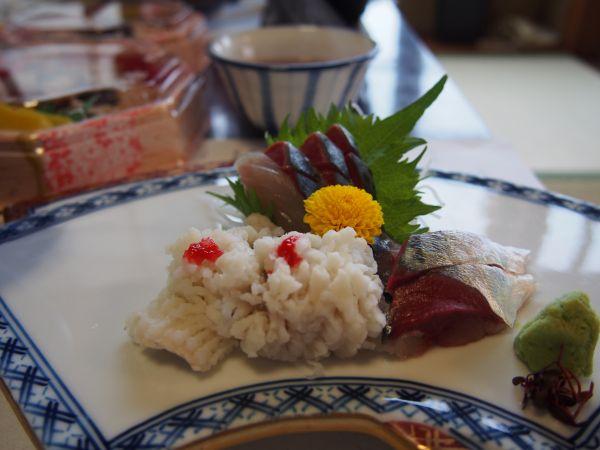 刺身で食べれるなんて鮮度がいいよね