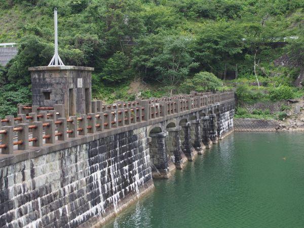 淡路には他にも素敵なダムがありそうだ