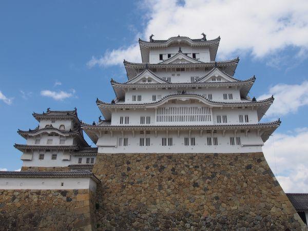 平成の大修理を終えた姫路城へ行ってきた@兵庫県姫路