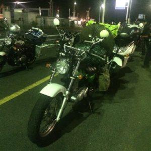 【旅先日記・北海道より1】舞鶴港から北海道行きのフェリーに乗った