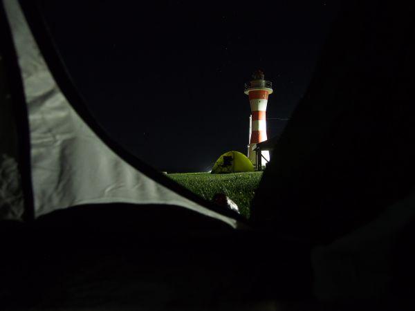 金比羅岬灯台