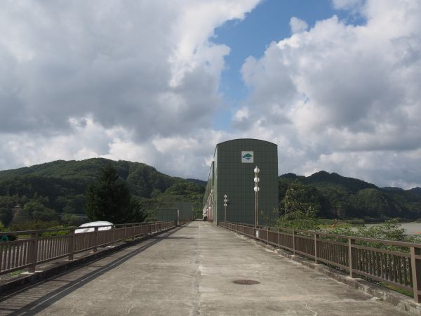 二風谷ダム