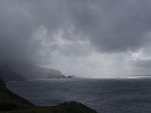 凄い雲だが、信じよう(: ・`д・´)