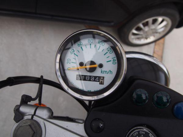 50,000キロを超えた単気筒バイクのメンテナンス【バンバン200】